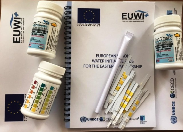 4water quality test kit